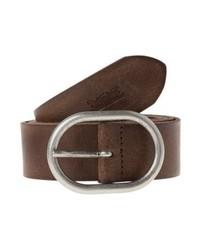 Circle Belt Brown