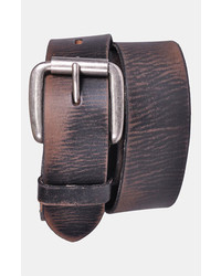 Bed Stu Drifter Leather Belt Brown 36