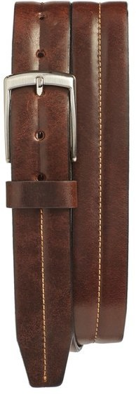 Johnston & Murphy Leather Belt