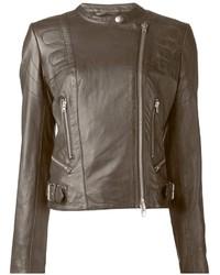 Oakes moto jacket medium 129792