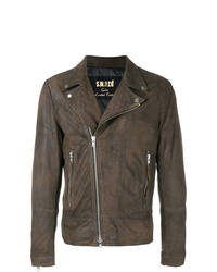 S.W.O.R.D 6.6.44 Zipped Biker Jacket