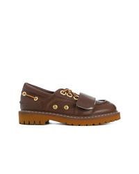 N°21 N21 Chunky Boat Shoes