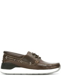 Givenchy Stylised Boat Shoes