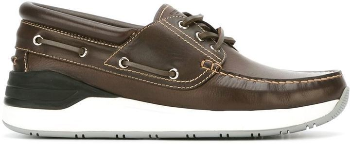 b9f1daf83 ... Givenchy Stylised Boat Shoes
