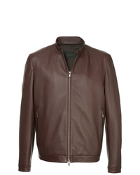 D'urban Flight Leather Jacket