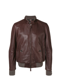 Jacob Cohen Relaxed Bomber Jacket