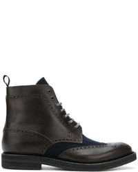 Eleventy Ankle Length Boots