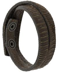 Diesel Layered Bracelet