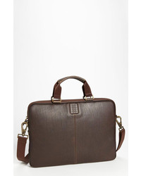 Boconi Briefcase Brown One Size