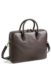 Ralph Lauren Collection Leather Briefcase