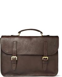 Elkington leather briefcase medium 252456
