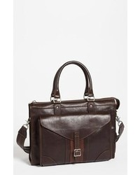 Martin dingman rudyard martingale briefcase brown medium 60365