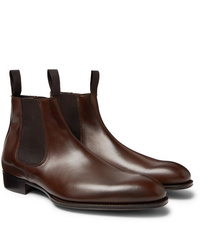 Kingsman George Cleverley Leather Chelsea Boots