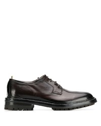 Officine Creative Lace Up Derby Shoes