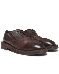 Marsèll Tone Leather Derby Shoes