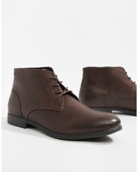 Jack & Jones Lace Up Boots