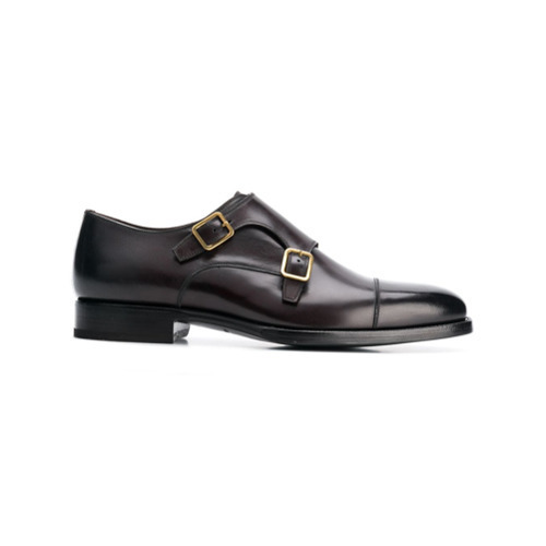 Tom Ford Double Strap Monk Shoes