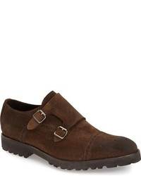 To Boot New York Marlon Double Monk Strap Shoe