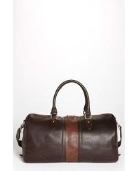 Martin dingman polocrosse duffel bag brown medium 241590