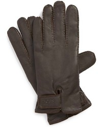 Hugo Boss Boss Kranto 2 Leather Gloves