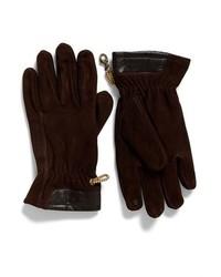 Heritage leather gloves medium 951063