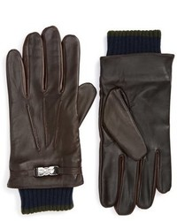 Ted Baker London Calypso Leather Tech Gloves