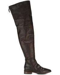 Marsèll Knee Height Zip Boots