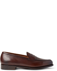 Duke leather penny loafers medium 700912