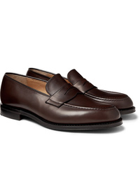 Church's Netton Polished Leather Penny Loafers