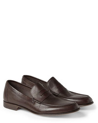 Paul Smith Shoes Accessories Casey Leather Penny Loafers