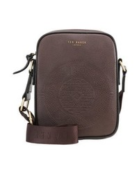 Ted Baker Across Body Bag Chocolate