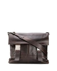 Orciani Foldover Shoulder Bag