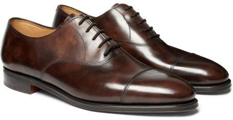 Chaussures Oxford John Lobb CgtAT4