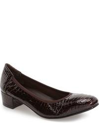 Piper block heel pump medium 806651