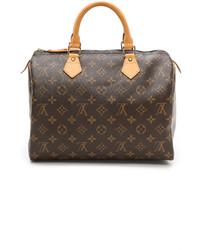 What goes around comes around monogram speedy 30 bag medium 1315465