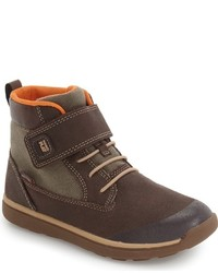 Stride Rite Boys M2p Barclay High Top Boot