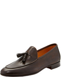 Magnanni Apron Toe Tassel Slip On