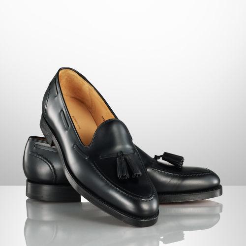 53033ae94dc Ralph Lauren Marlow Cordovan Tassel Loafer
