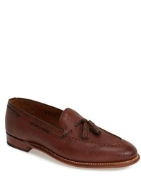 Grenson Scott Leather Tassel Loafer