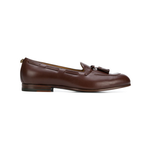 40ba4d65db710f ... Gucci Tassel Loafers ...