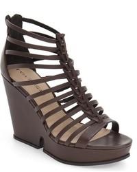 Walena platform wedge sandal medium 764413