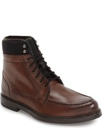 Ted Baker London Hickut Moc Toe Boot
