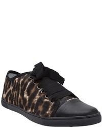 Leopard print sneakers medium 25415
