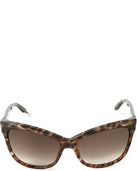 Cat Eye Dior Shaped Sunglasses