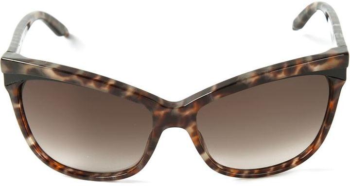 Cat Eye Dior Shaped Sunglasses