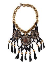 Dark Brown Necklace