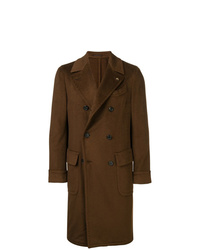 Dell'oglio Double Breasted Coat