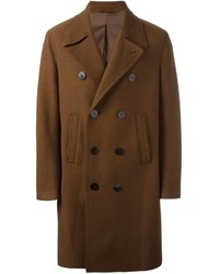 Double breasted overcoat medium 829607