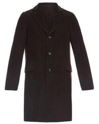 Massimo Alba Notch Lapel Single Breasted Coat