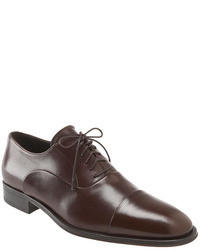 Dark brown oxford shoes original 6731736